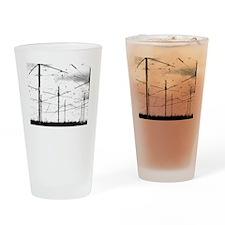 3HAARP Drinking Glass