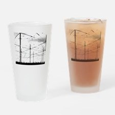 3HAARP Drinking Glass