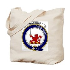 MacDuff Clan Badge Tote Bag