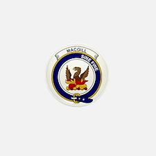 MacGill (Makgill) Clan Badge Mini Button