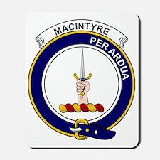MacIntyre Clan Badge Mousepad