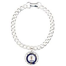 MacKay Clan Badge Bracelet