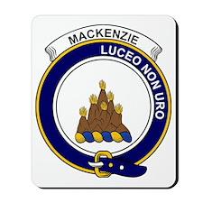 MacKenzie Clan Badge Mousepad