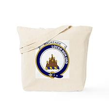 MacKenzie Clan Badge Tote Bag