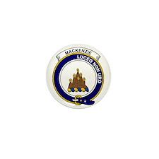 MacKenzie Clan Badge Mini Button
