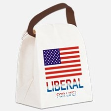 Liberallife Canvas Lunch Bag