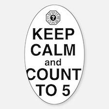 keep-calm-count-5-light Decal