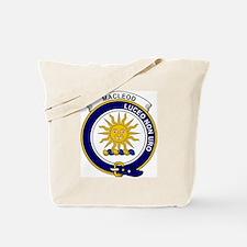 MacLeod (of Lewis) Clan Badge Tote Bag