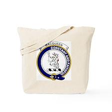 MacQueen Clan Badge Tote Bag