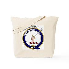 MacRae Clan Badge Tote Bag