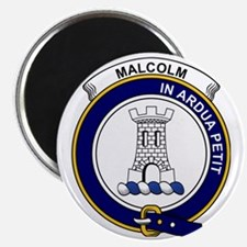 Malcolm (or MacCallum) Clan Badge Magnet