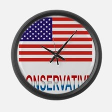 Conservative Large Wall Clock