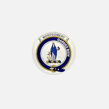 Montgomery Clan Badge Mini Button