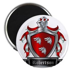 ROBERTSON COAT OF ARMS Magnet