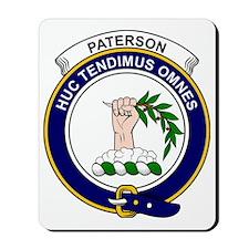 Paterson Clan Badge Mousepad