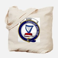 Rose Clan Badge Tote Bag
