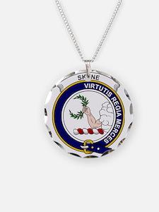 Skene Clan Badge Necklace