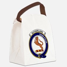 Sutherland I (Earl of) Clan Badge Canvas Lunch Bag