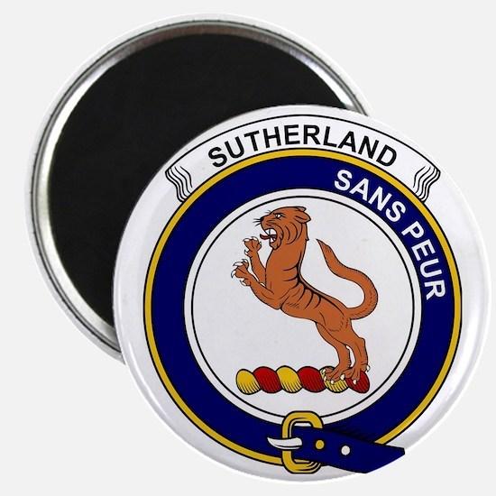 Sutherland I (Earl of) Clan Badge Magnet