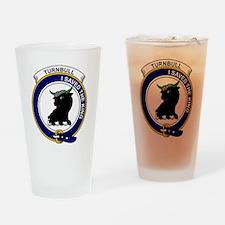 Turnbull Clan Badge Drinking Glass