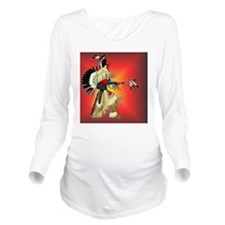 warrior6 Long Sleeve Maternity T-Shirt