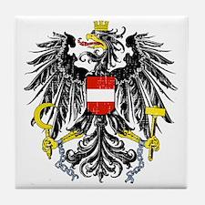 2000px-Austria_Bundesadler Tile Coaster
