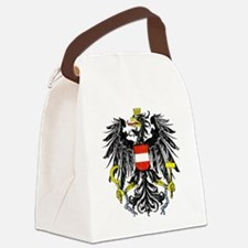 2000px-Austria_Bundesadler Canvas Lunch Bag