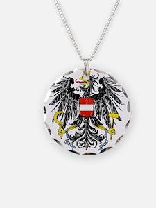 2000px-Austria_Bundesadler Necklace