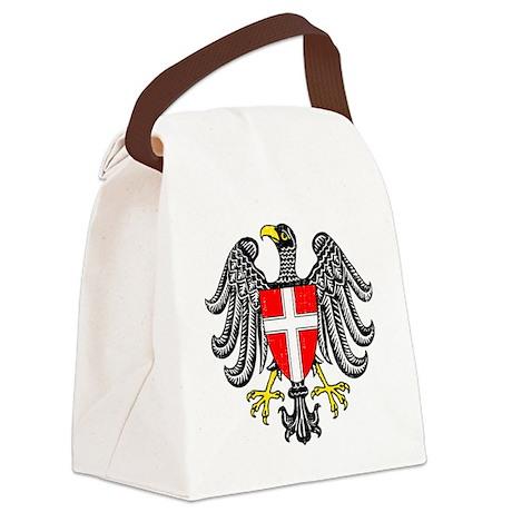 2000px-Wien_3_Wappen Canvas Lunch Bag