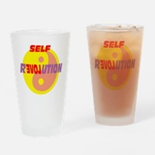 self love Drinking Glass