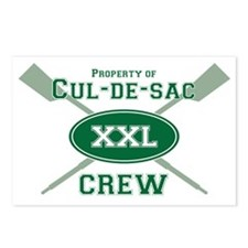 Culdesaccrew2 Postcards (Package of 8)