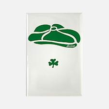 IRISH Till The Day I Die (white/g Rectangle Magnet