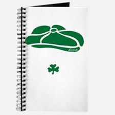 IRISH Till The Day I Die (white/green) T-S Journal