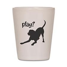 play4 Shot Glass