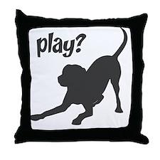 play4 Throw Pillow