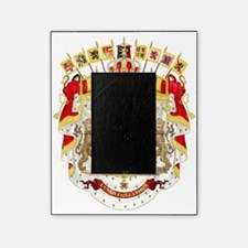 2000px-Greater_Coat_of_Arms_of_Belgi Picture Frame
