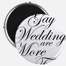 Gay Wedding Magnet