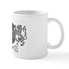 peace via superior firepower - light Mug