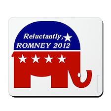 Romney 2012.1 Mousepad