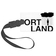 Portland Luggage Tag