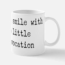 humans smile Mug