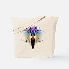 Chakra Goddess - transparent Tote Bag