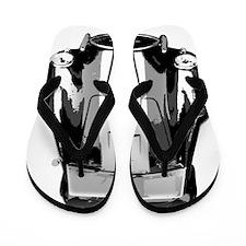 BCRRR_tall_solid Flip Flops