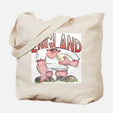 English Rugby - Forward 1 Tote Bag