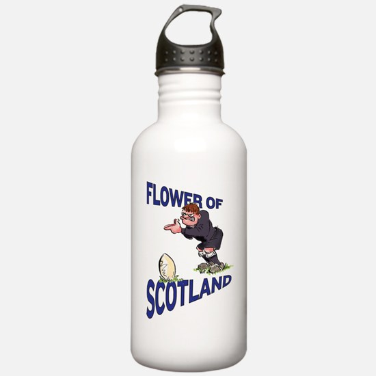 Scottish Rugby - Kicke Water Bottle