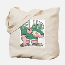 Irish Rugby - Forward 1 Tote Bag