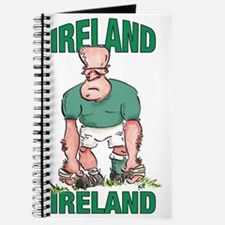 Irish Rugby - Forward 2 Journal