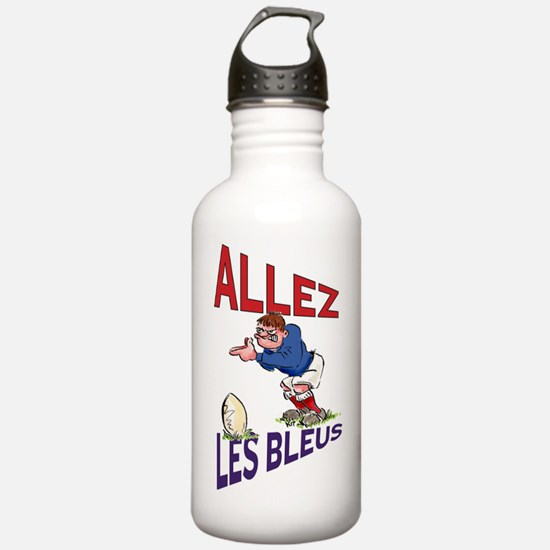 French Rugby - Kicker Water Bottle