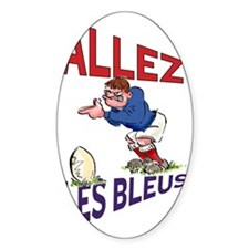 French Rugby - Kicker Decal