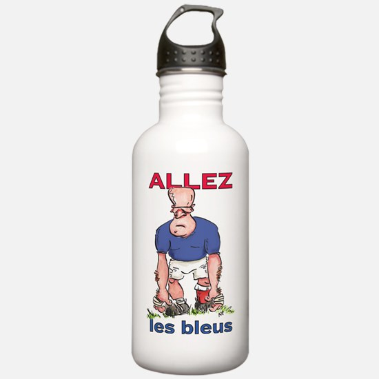 French Rugby - Forward Water Bottle